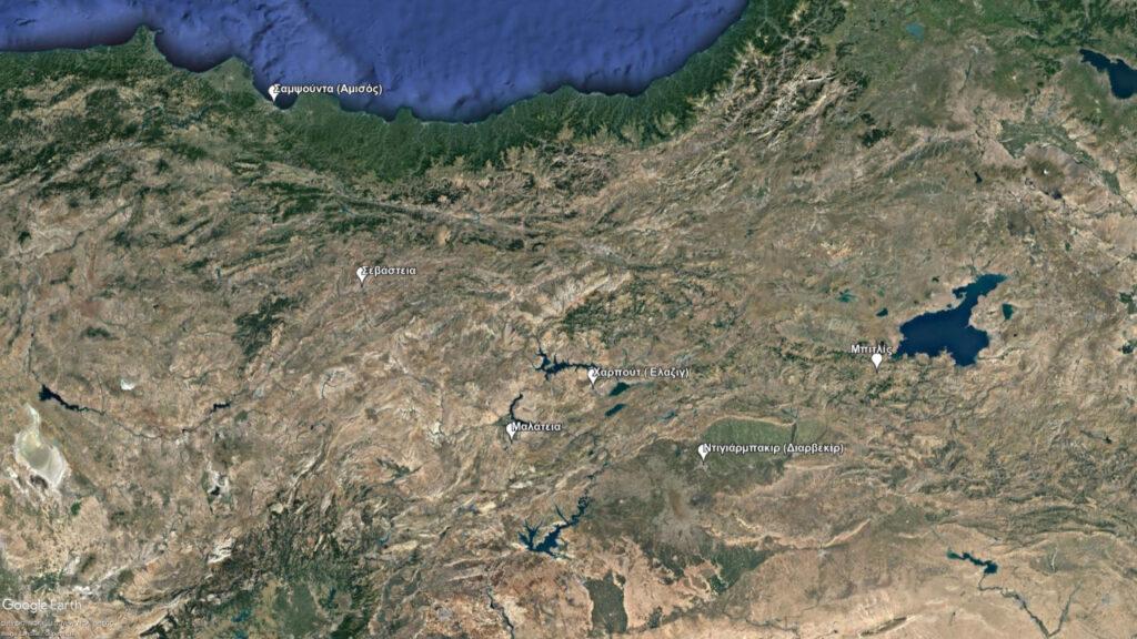 Έθελ Τόμσον: Πορεία θανάτου από την Σαμψούντα