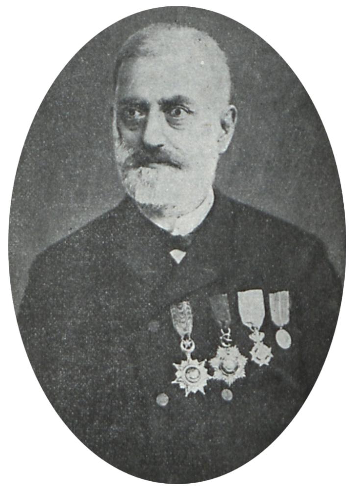 Καπετάν Γιώργης Κωνσταντινίδης Πασάς, δήμαρχος Κερασούντας.