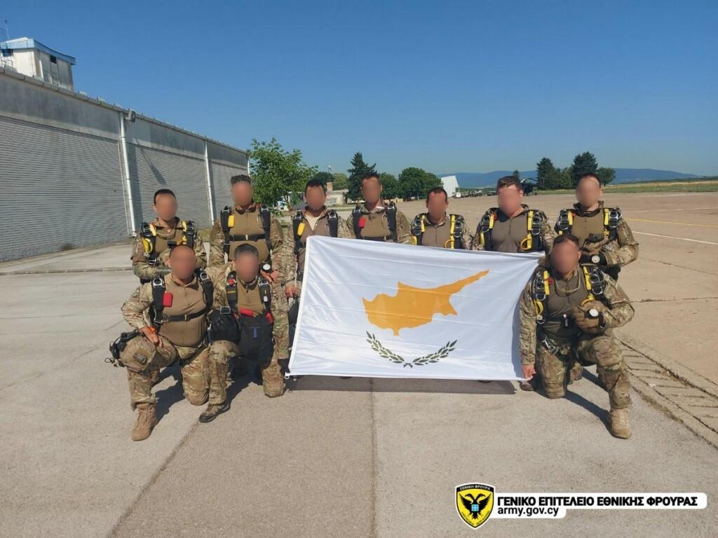 Άσκηση Ειδικών Δυνάμεων FALCON 2021